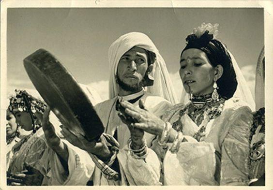 Tatouage Berbère: Entre Légitimité Et Malédiction. – Discovery Morocco